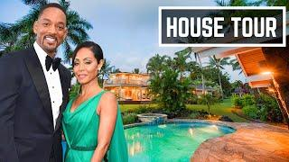 Will Smith and Jada Pinkett Smith | House Tour 2020 |  Inside $29.5 Million Dollar Kauai Mansion