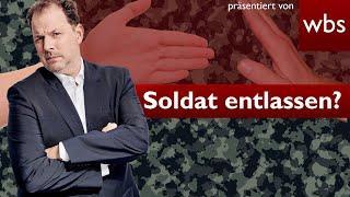 Er gab Frauen nicht die Hand – Darf #Bundeswehr #Soldaten entlassen?   RA Christian Solmecke