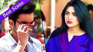 Mujh Se Shadi Karogi??? Junaid Khan & Sarah Khan [Best Scene] | ARY Digital Drama.