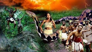 Ziba The Most Dangerous Virgin Messenger Of The Angry Snake Goddess - African 2020 Nigerian Movies