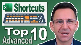 Top 10 Must Know Excel Shortcut Keys for Advanced Users