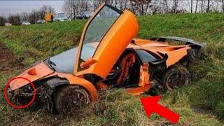 Top 10 Luxury Car Crash Tests - Expensive Luxury Cars Crashes On Another Level