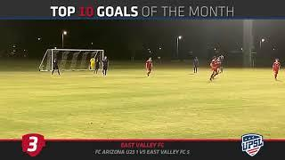 TOP 10 GOALS OF THE MONTH | July 2020