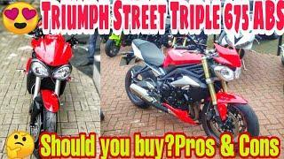 Triumph Street Triple 675-Full Review