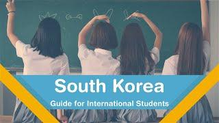 Top 10 FAQS - A complete guide for international students to study in South Korea