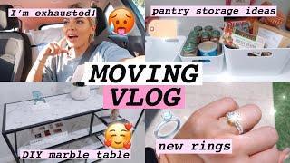 MOVING VLOG #2