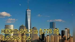 বিশ্বের সেরা ১০ টি ইমারত Top 10 building in world.