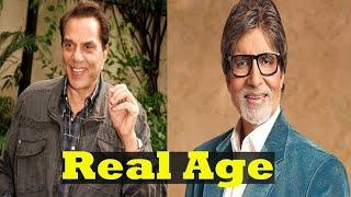 Real Age of Top 10 Bollywood Actors - Salman Khan, Shahrukh Khan, Anil Kapoor   You Don't Know