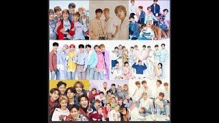 TOP 10 KOREAN BOY GROUP