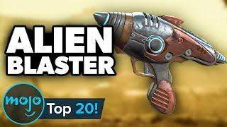 Top 20 Hidden Weapons in Video Games and How to Find Them