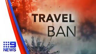 WA students banned from overseas travel