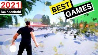 10 Best NEW Android/iOS Games of January 2021! [Offline-Online]
