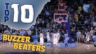 Top 10 Buzzer Beaters from the 2019-20 NBA Season   Memphis Grizzlies
