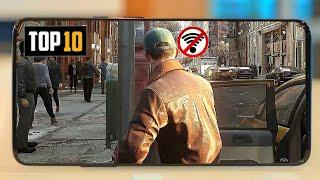 Top 10 Best OFFLINE Games for Android 2020 High Graphics | Top 10 Offline Games for Android #4
