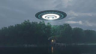 Breathtaking UFO Sighting Caught On Tape!! Latest UFO Sightings