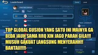 Top Global Gusion Fast Hand The Next Tangan Dewa?? - Mobile Legends