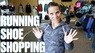 FIRST TIME SHOE SHOPPING AT A RUNNING STORE | HOW TO PICK THE RIGHT PAIR OF RUNNING SHOES