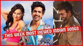 This Week Most Viewed Indian Songs on Youtube (December 2)