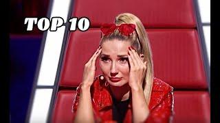 BEST BLIND AUDITIONS | TOP 10 The Voice Kids Poland 3