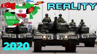 Top, 10 Most Powerful Muslim Countries 2020, | Pakistan military power, turkey military power,