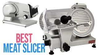 ✅Top 10: Best Meat Slicers On The Market 2020 [Full Reviews] Buying Guide Best Meat Slicer On Amazon