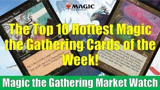 MTG Market Watch Top 10 Hottest Cards of the Week: Memory Jar and More