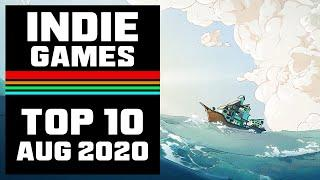 Top 10 Indie Games August 2020