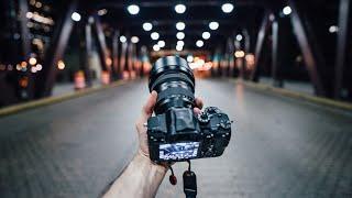 Shooting FUN Ultra Wide NIGHT Street Photography - Sony 12-24 f/2.8 test