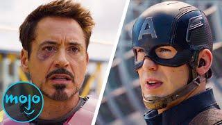 Top 10 Movie Fights Where It's Hard to Choose a Side
