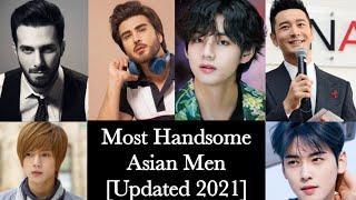 Top 10 Most Handsome Asian Men [Updated 2021] | Top 10