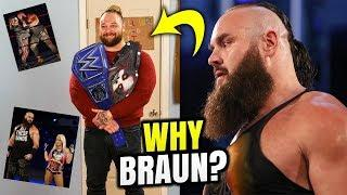 BRAY'S BIG TWIST! Bray Wyatt vs Braun Strowman Leading To SHOCKING REVEAL? WWE Smackdown
