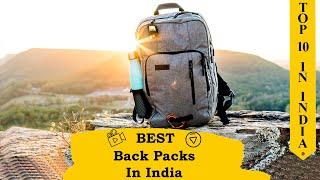 Best Backpack In India || Best Backpacks For Men India 2020 [Updated]