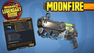 More damage than the MAGGIE?! - MOONFIRE | Legendary Item Guide [Borderlands 3]