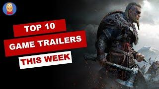 Top 10 Game Trailers - This Week (1 May 2020)