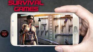 "TOP 10 Best Survival Games For Android/IOS ""2020"""