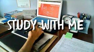 Study With Me LIVE - 2 Hours| Forest | Pomodoro | Med Student