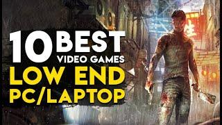 TOP 10 BEST LOW END PC GAMES 2020 | 2 GB RAM LOW SPEC PC GAMES