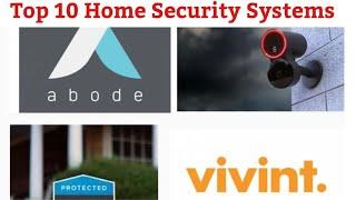 TOP 10: Best Home Security Systems 2021