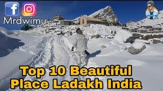 Top 10 Beautiful Place Ladakh India