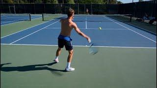 Tennis Drills to Improve Your Game! Court Level Tennis Practice with 12 UTR (USTA 5.5).