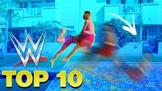 10 Greatest Spears of All Time - WWE Top 10