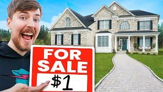 Selling Houses For $1