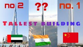 Top 10 tallest building in the world || skyscrapers || p s information