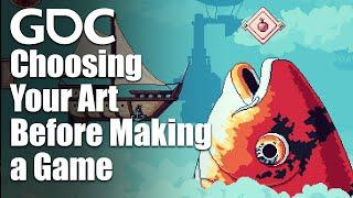 Aesthetic Driven Development: Choosing Your Art Before Making a Game