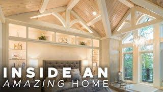 Inside an AMAZING Home - Epic Master Bedroom Tour and Bedroom Ideas! Episode 2