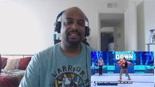 Top 10 Friday Night SmackDown moments  WWE  May 22, 2020 REACTION