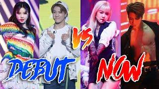 KPOP DEBUT vs NOW of Each Group in 2020! - they grow up