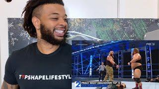 WWE Top 10 Friday Night SmackDown moments: May 15, 2020   Reaction