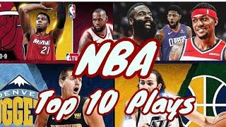 NBA Top 10 tonight | the Best moment | March 03 2020