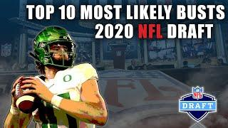 Top 10 Most Likely BUST Candidates In The 2020 NFL Draft